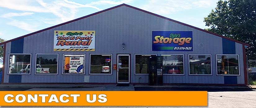 Contact Us - Ogles Rentals and Storage Columbus Indnana