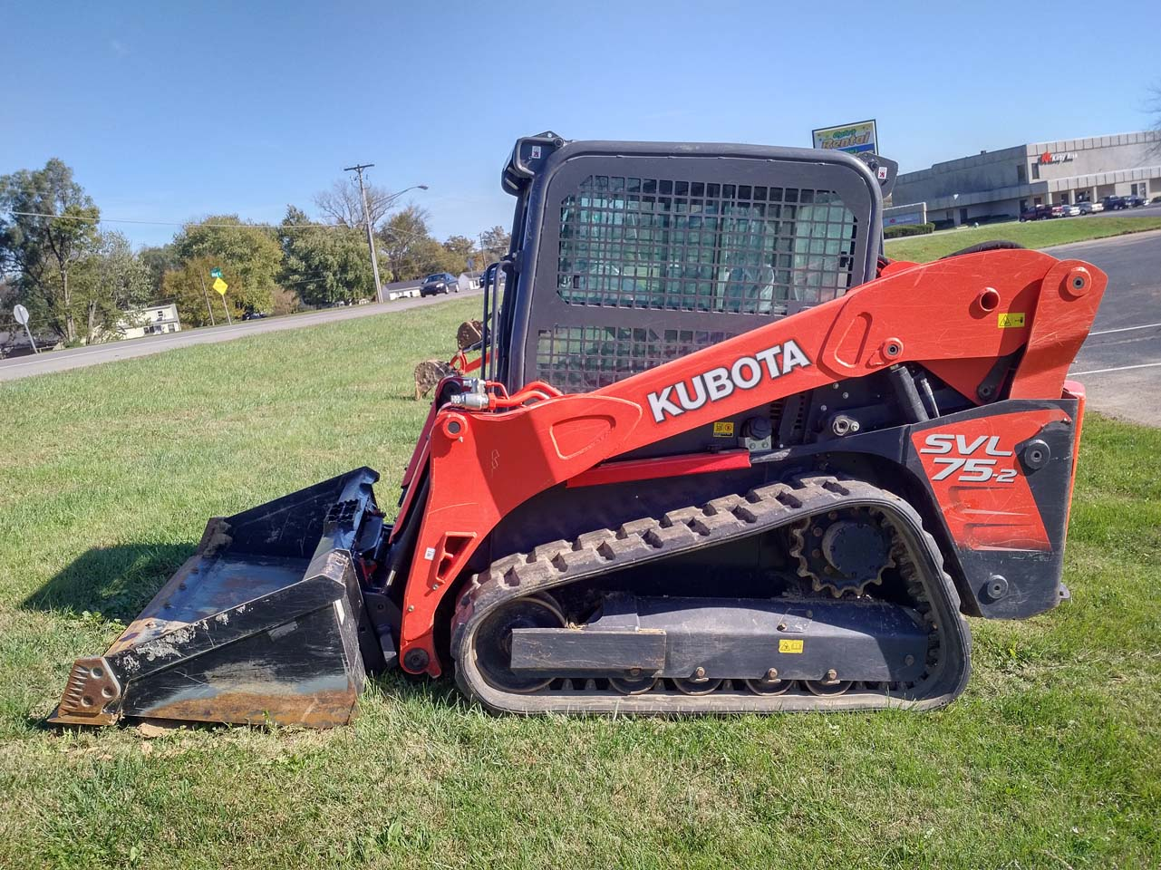 Kubota Skid Steer