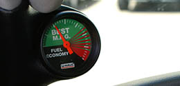 U-Haul trucks get great fuel economy and save you money