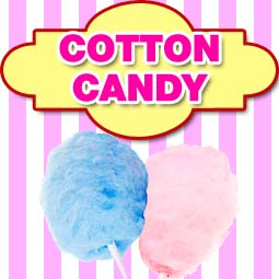 We Rent Cotton Candy Machines